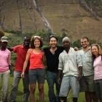 The Namuli Recon Team