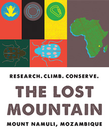 Research. Climb. Conserve. – Mt. Namuli, Mozambique