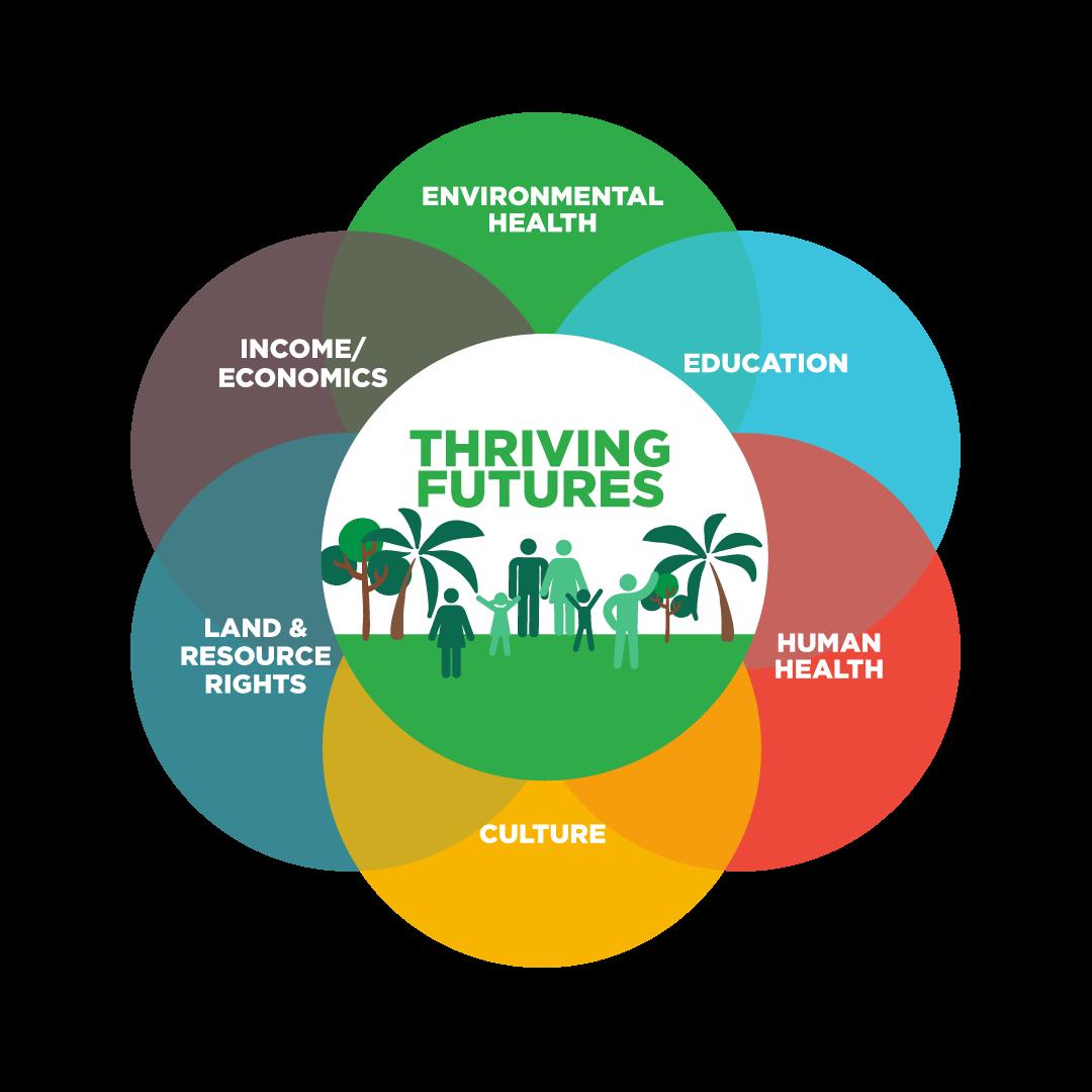 Thriving Futures Diagram
